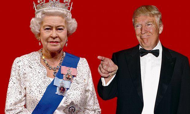 La regina Elisabetta II ha invitato Trump a Londra, sarà la prima visita ufficiale del Presidente USA. La seconda sarà a Roma?