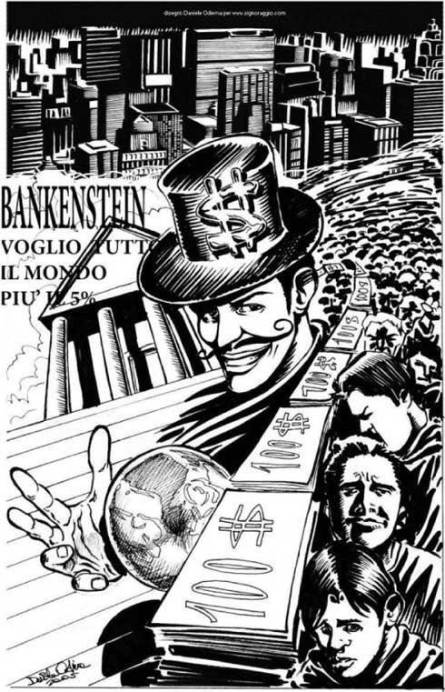 Finanzcapitalismo: schiavi del debito