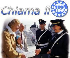 CHIAMATE IL 117