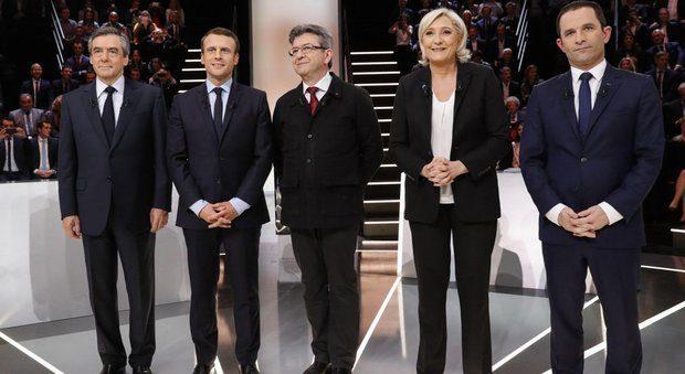 DIBATTITO PRESIDENZIALE FRANCESE: FATEVI LA VOSTRA IDEA