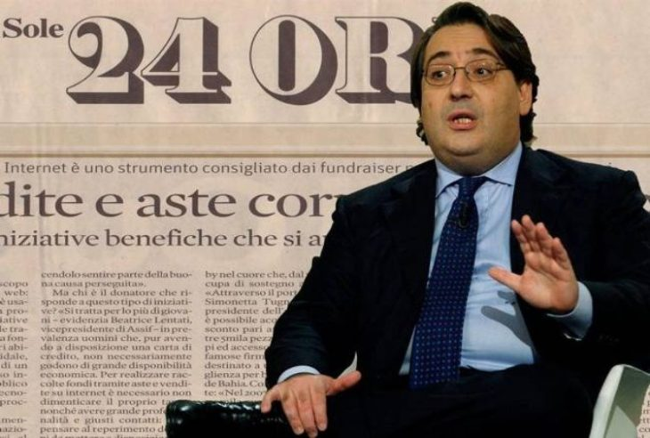 """CENSORE AL CAVIALE: GOLA PROFONDA CI RIVELA IL MARCIO DELL'INFORMAZIONE ITALIANA CON IL CASO """"SOLE 24 ORE"""""""