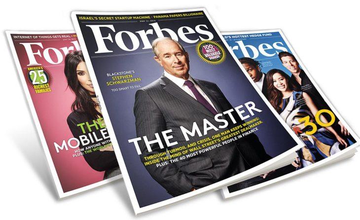 Lista Forbes: Trump perde posizioni tra i miliardari più influenti del mondo