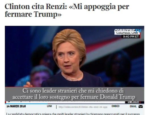 Il piano di Obama copiato da Renzi per far arrivare i migranti e dargli il voto (ius soli), con il fine di consolidare il voto Dem per 30 anni