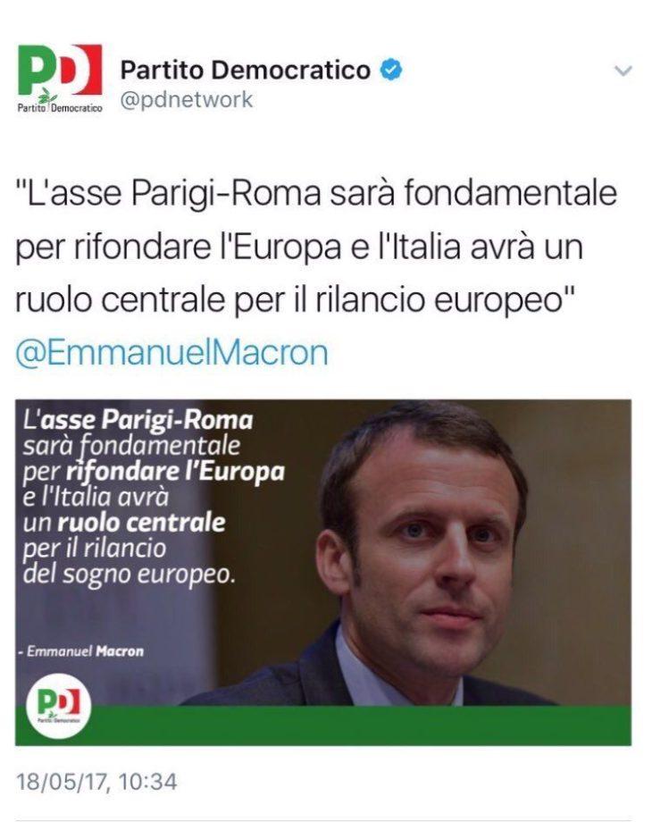 GR RADIORAI: MACRÓN INCONTRA MERKEL PER PORRE CONFINI UE SULLE ALPI ITALIANE (Schenghen addio per noi)