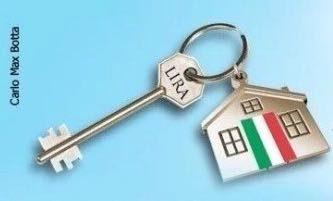 Riprendiamoci le chiavi di casa. di A.M.Rinaldi