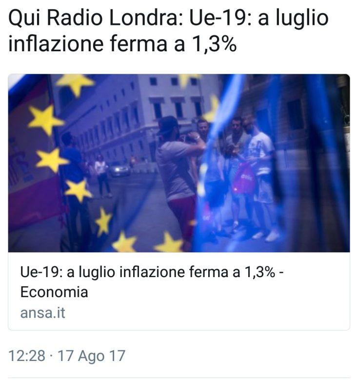 ESTATE, AFA, PIL E INFLAZIONE