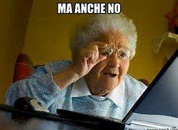 ANCHE NO