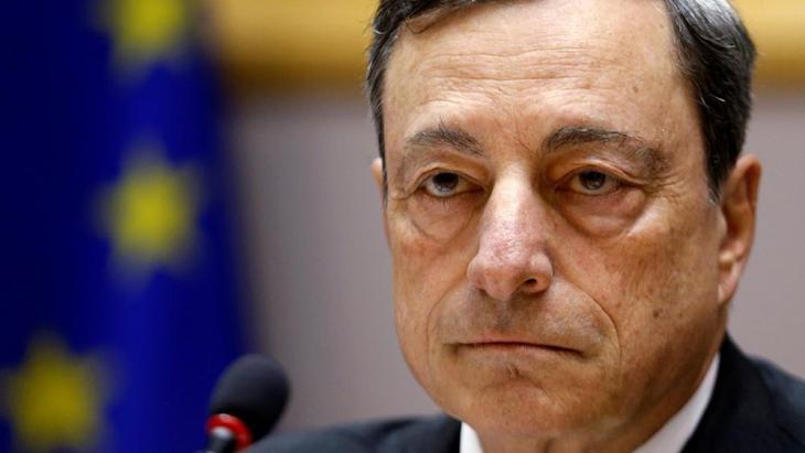 DRAGHI CI SPIEGA COME, PER IL BENE DELL'EURO, CI ABBIA IMPOVERITO CONFESSANDO CHE L'AREA EURO NON E' UNA UNIONE VERA