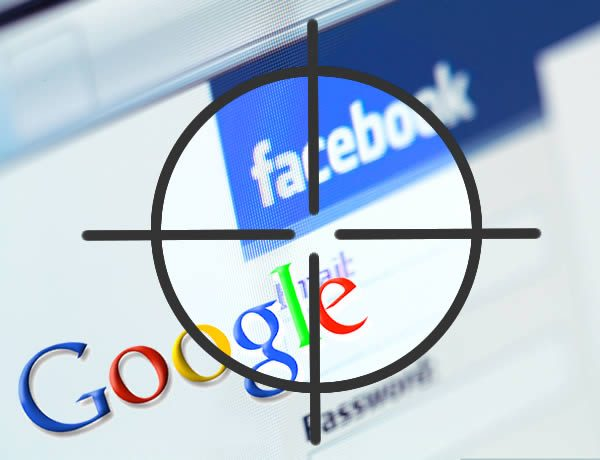 Facebook e Google devono pagare le tasse in Italia sul fatturato, per equità con le imprese residenti!
