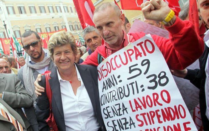 Chi scrive deve dare ragione a Susanna Camusso sulle pensioni, ma non sulle soluzioni proposte. Ecco perché