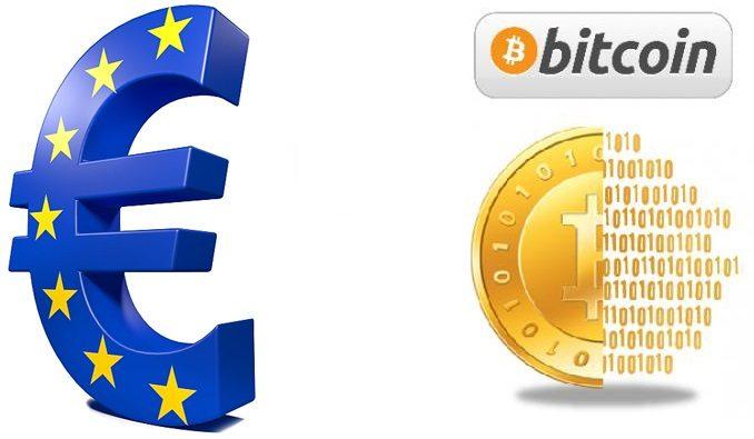 L'EURO COME VALUTA E' PEGGIO DI BITCOIN, PERCHE' HA EFFETTI REALI.
