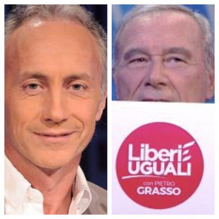 """Marco Travaglio vs Pietro Grasso: """"Lei, è un furbo!"""" di Marco Santero"""