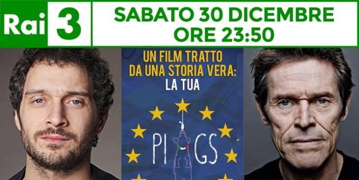 """DOMANI """"PIIGS"""" SU RAI 3 ! NON PERDETEVELO"""