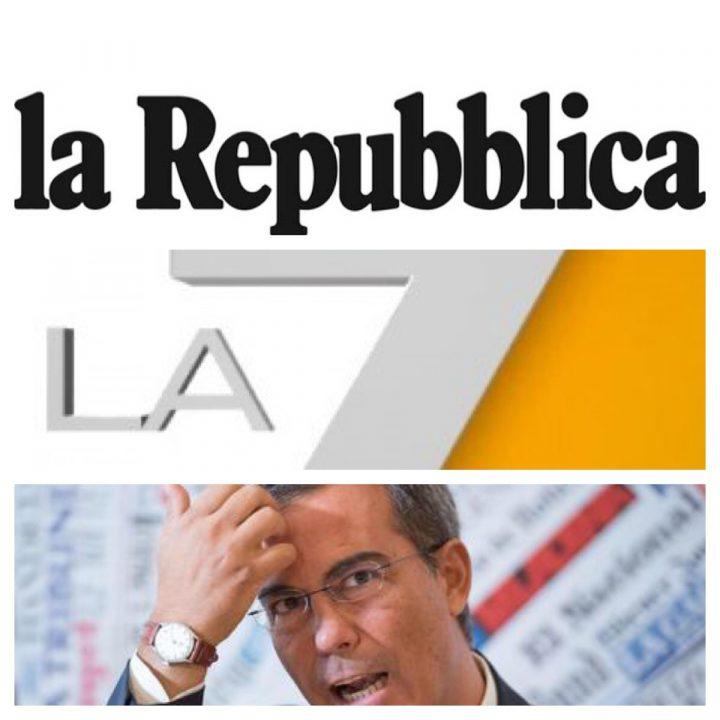 Chi sono gli artefici della vittoria dei 5S e di Salvini? Floris, La7 e La Repubblica