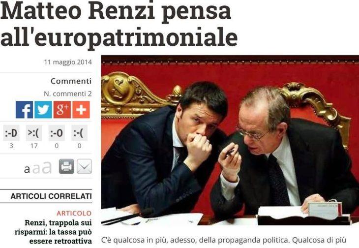 Breaking: il governo del Presidente avrà Cassese premier. Il suo compito? Fare la legge elettorale e… la PATRIMONIALE! Volete davvero regalare il 25% dei Vs. immobili per restare nell'EU?
