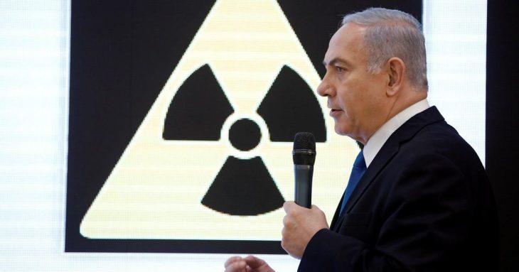 ISRAELE SI PREPARA ALLA GUERRA CON L'IRAN, E CERCA L'APPOGGIO USA