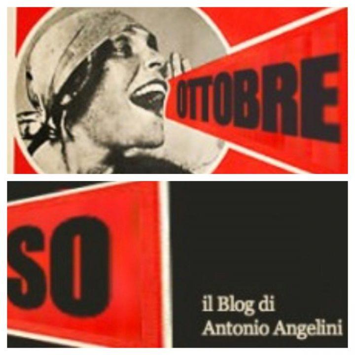 """Per molti mi sa tanto che davvero """"E' finita la PACCHIA"""". di Antonello Angelini"""