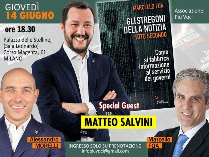 PRESENTAZIONE LIBRO DI MARCELLO FOA