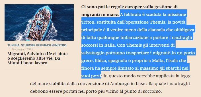 L'Acquarius non rischia l'ammaraggio, è perfettamente in grado di raggiungere in meno di 48 ore qualsiasi porto del Mediterraneo: perchè l'EU vuole farla attraccare solo in Italia?