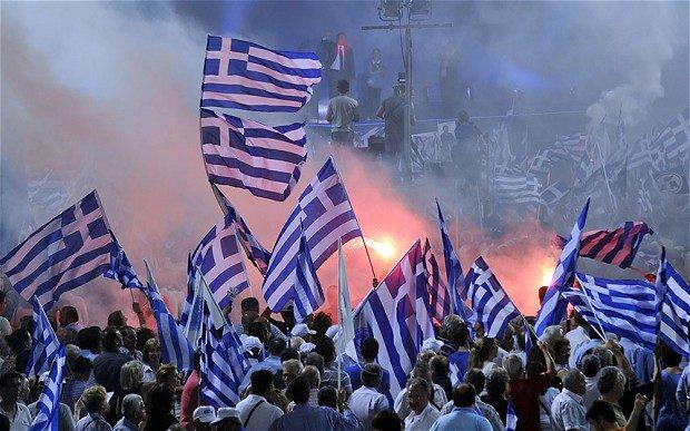 Amica Europa: la Germania blocca la tranche di finanziamenti UE alla Grecia perchè questa non ha ancora aumentato l'IVA