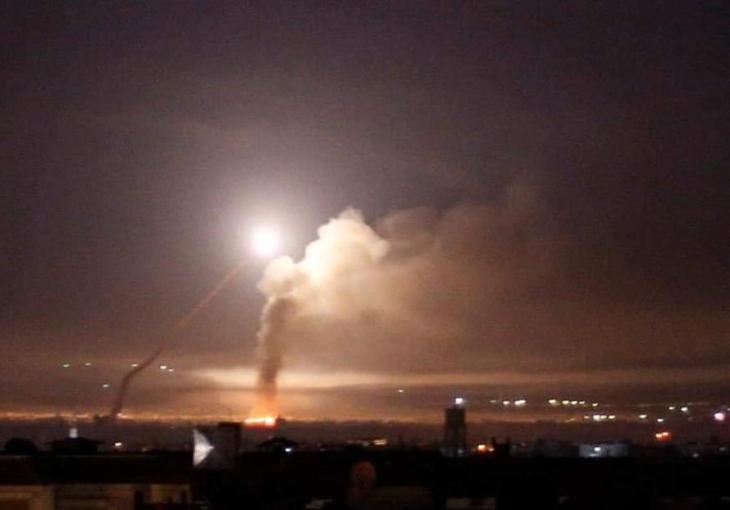 Breaking News: attacco missilistico sulla Siria