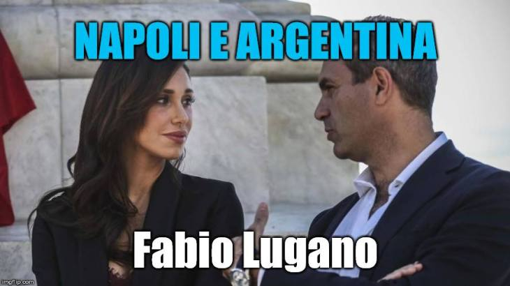 "Argentina, De Magistris e ""Gianfranco"" Fico. Canale Italia intervista Fabio Lugano"