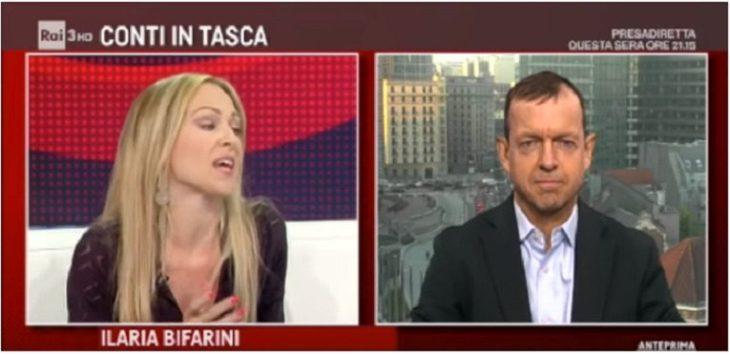 Ilaria Bifarini contro David Gross ad Agorà: il problema della crescita e l'Euro.