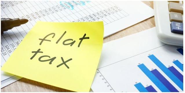 Non accontentiamoci della Mini-Flat Tax!