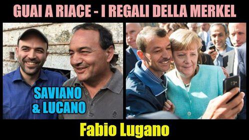 Italia News VIDEO: intervista a Fabio Lugano su migranti e Riace, Grecia e blocco di massa