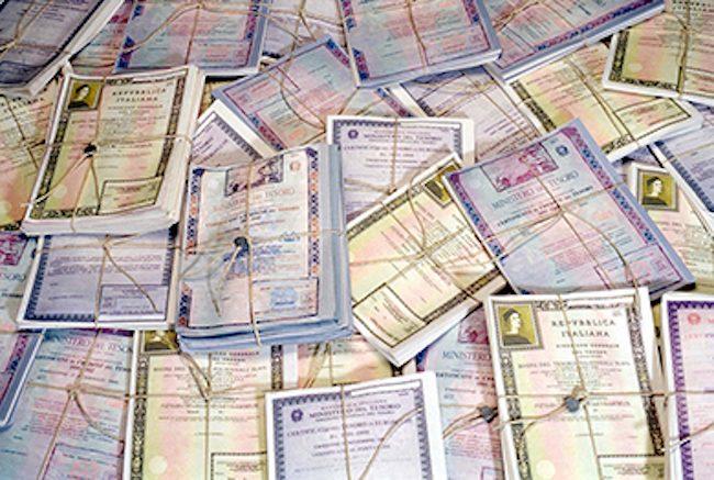 Perchè così pochi inviti per la vendita dei titoli italiani? Il MEF cerca di non contenere lo spread?