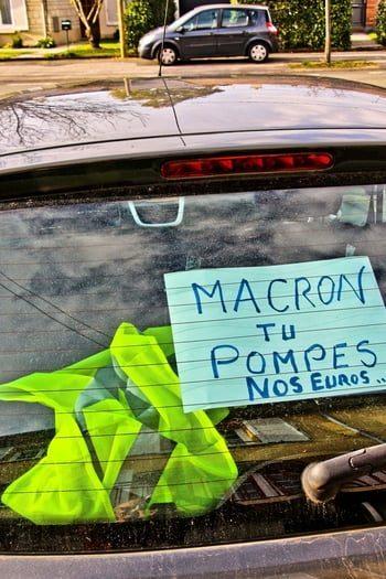 Il 17 Novembre inizierà la rivoluzione in Francia?