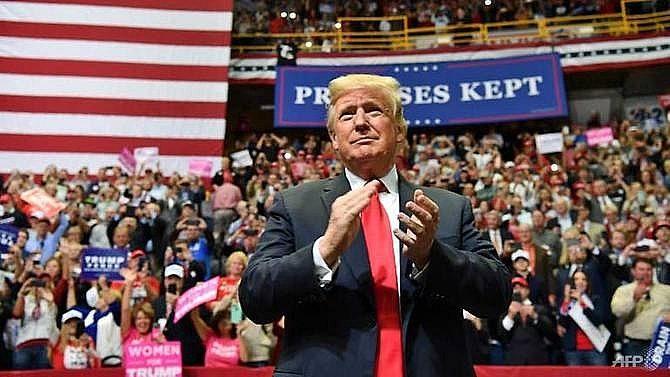 """Dimenticate la propaganda: Trump in testa nei Midterm, Pd americano """"on trouble""""? (qelsi.it)"""