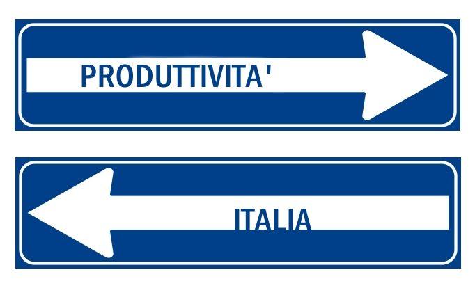 """L'ESPROPRIO DELLA PRODUTTIVITA' AI DANNI DEI LAVORATORI NELL'ITALIA DEL GOVERNO DELLE """"SINISTRE"""" di Luigi Luccarini."""