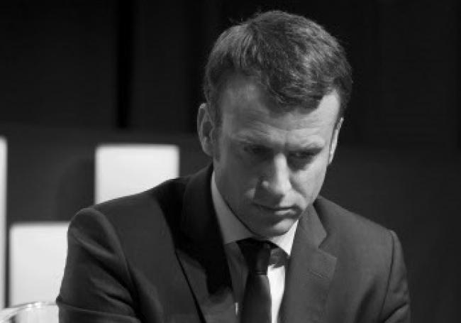 Sondaggi elettorali Francia non particolarmente favorevoli e Macron