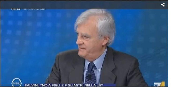 Fuorionda di Rinaldi a Omnibus La 7 sulle clausole di salvaguardia: erano da cancellare.