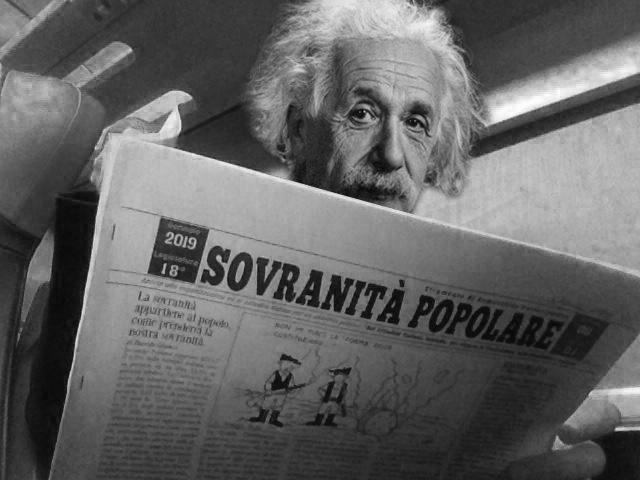 La nuova rivista Sovranità Popolare. Per le persone intelligenti.