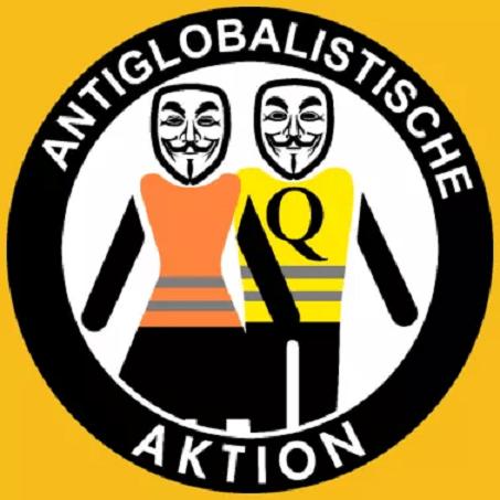 Genug ist genug – I Gilet Gialli in Germania appoggiati anche da  Anonymous! (di Tanja Rancani)