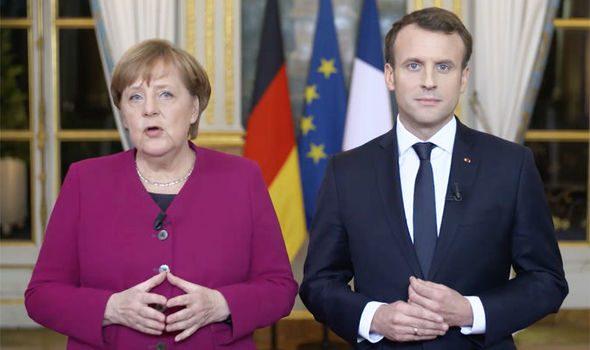 Domani il trattato di Aachen (Aix La Chapelle): la Francia si sottomette alla Germania. Finis Europae