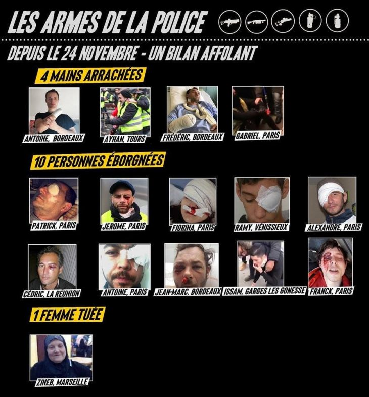 """Gli effetti della """"Pace Europea"""" in Francia (non per impressionabili)"""