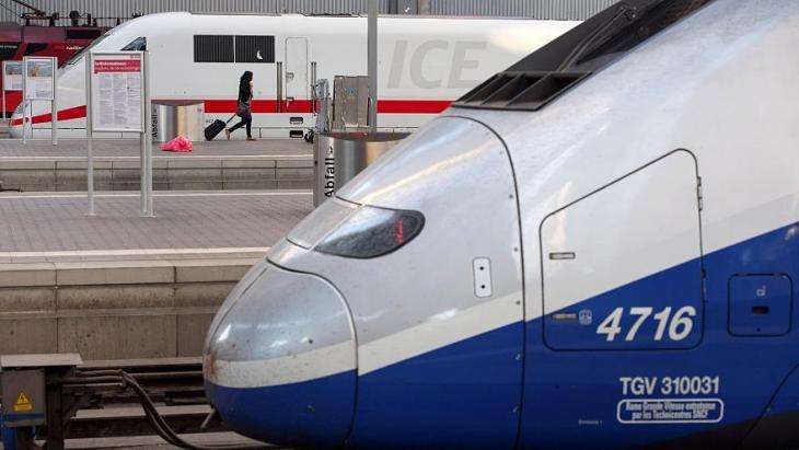 GERMANIA E FRANCIA: DISASTRO PIU' DISASTRO. Pessimi dati industriali e bocciata la fusione Alstom-Siemens