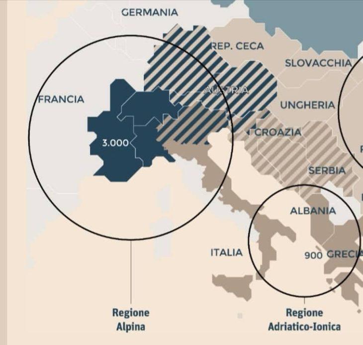 Le autonomie differenziate e la nuova questione Meridionale. Ecco come voglio ingabbiare il Centro-Sud. (di Francesco Amodeo)
