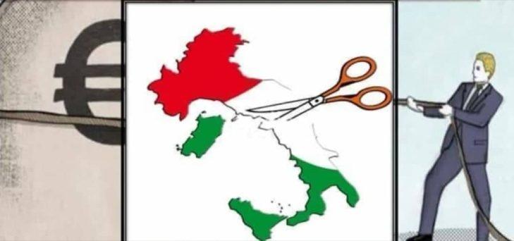 Le autonomie differenziate pongono fine al sovranismo in Italia. (di Francesco Amodeo)