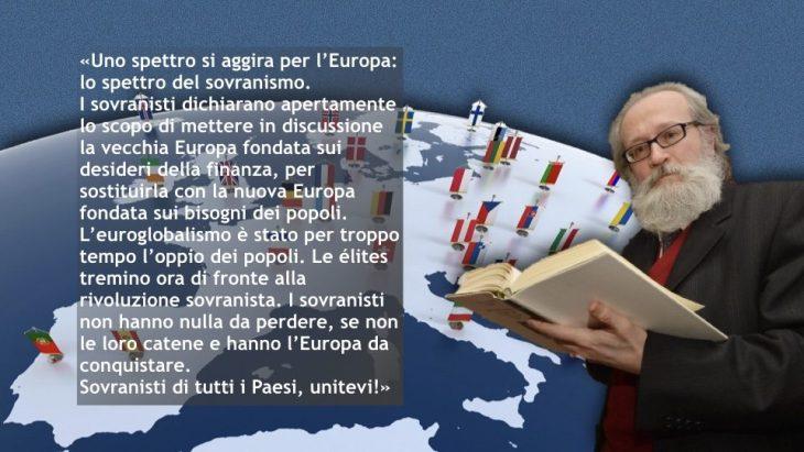 Il Manifesto Sovranista di Paolo Becchi