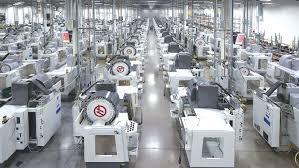 La produzione industriale italiana ricomincia a crescere