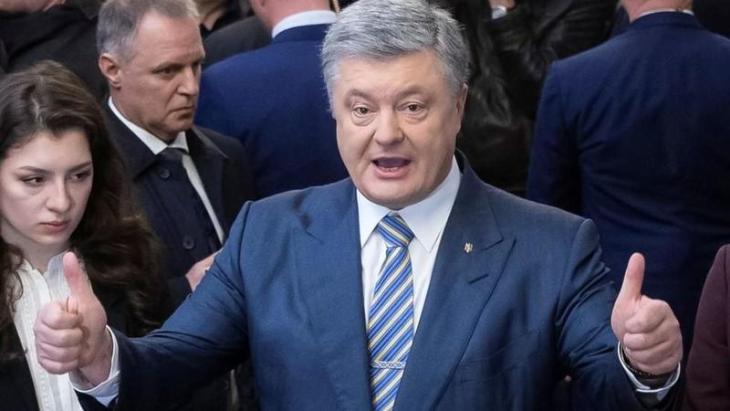 Poroshenko in un anno ha centuplicato la sua ricchezza, ma il problema dell'Ucraina è il comico..