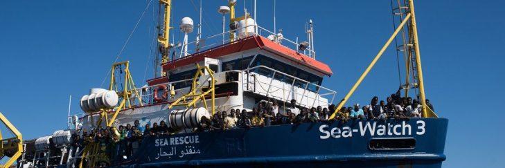 Caso Sea Watch: venti di tempesta dentro forze armate e polizia (da OFCS Report)