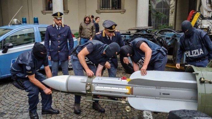 Da dove viene il missile dei neonazisti? Ed avrebbe potuto essere usato?