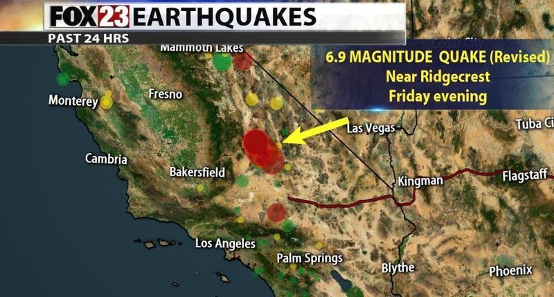 epicentro terremoto california