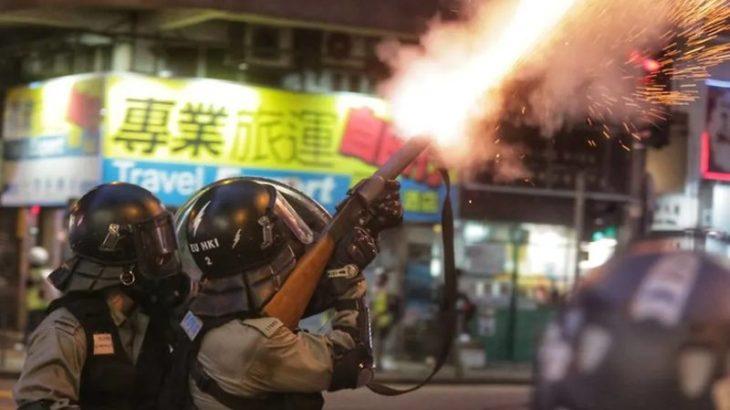DECIMO WEEKEND DI PROTESTE AD HONK KONG, TRENTANOVESIMO SABATO DEI GILET GIALLI