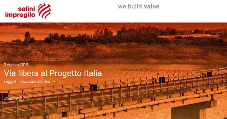 """""""PROGETTO ITALIA"""" CAMBIA TUTTO NELL'EXPORT ITALIANO, NON SOLO NELL'EDILIZIA (di Marco Minossi)"""